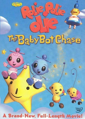 Rolie Polie Olie: The Baby Bot Chase [DVD] [2003]