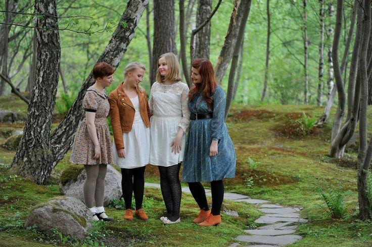Kardemimmit-Finnish Folk Sİngers