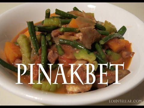 Pinakbet Recipe by LoudStellar