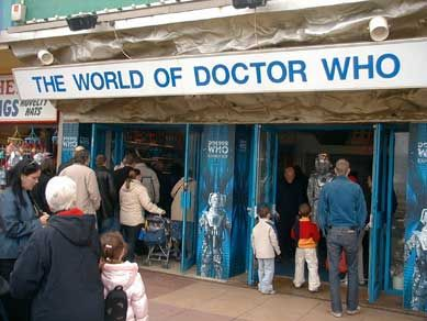 world of dr.who