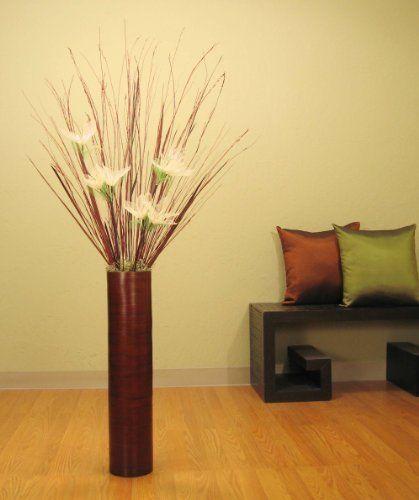 Best 25 Tall Floor Vases Ideas On Pinterest  Large Floral Custom Decorative Vases For Living Room Inspiration Design