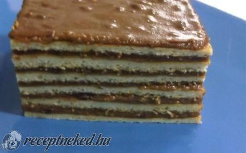 Koldus torta recept fotóval