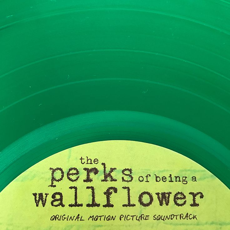 I Vinyl You presenta: The Perks of Being a Wallflower #ThePerksOfBeingaWallflower #Vinyl #IVinylYou #RevistaMarvin #Marvin #ArtDirection #AlbumCover #Photography #EmmaWatson #EzraMiller