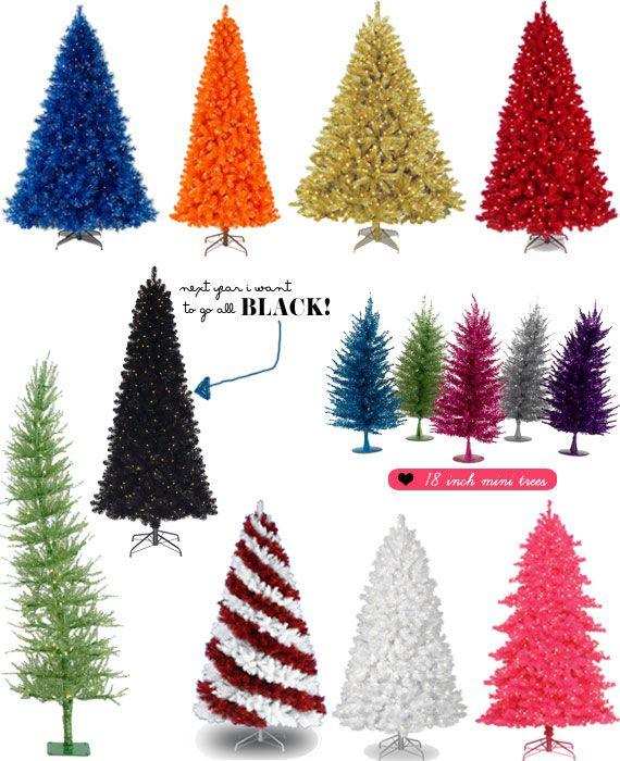 Treetopia for your colorful Christmas Tree