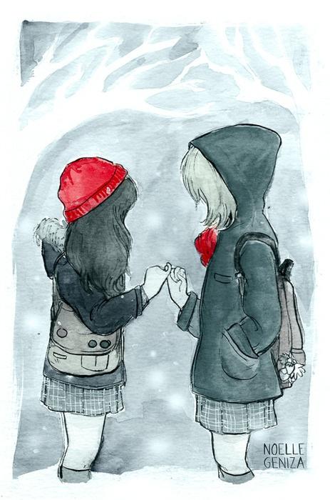 Friendship..a & k