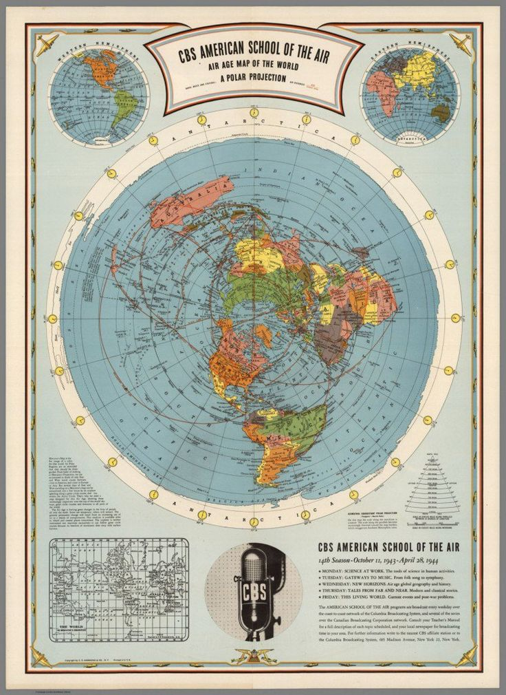 11 best Maps images on Pinterest | Flat earth, Antique ...