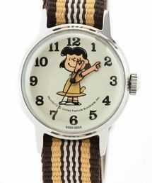 "SNOOPY WATCH ""LUCY SMILE"""