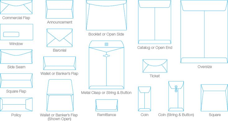Best 25 standard envelope sizes ideas on pinterest card for Legal size envelope template