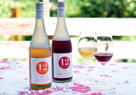 12 Noon to Midnight: A Non-Alcoholic Wine Substitute