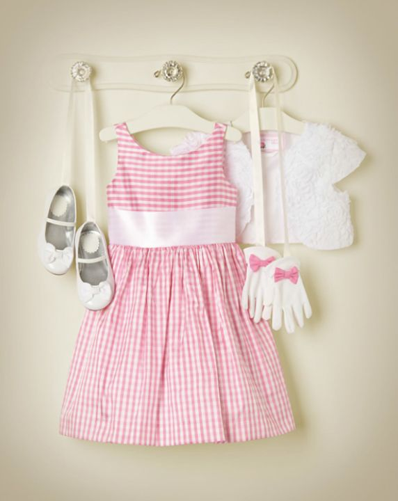 Janie and Jack Easter Outfit