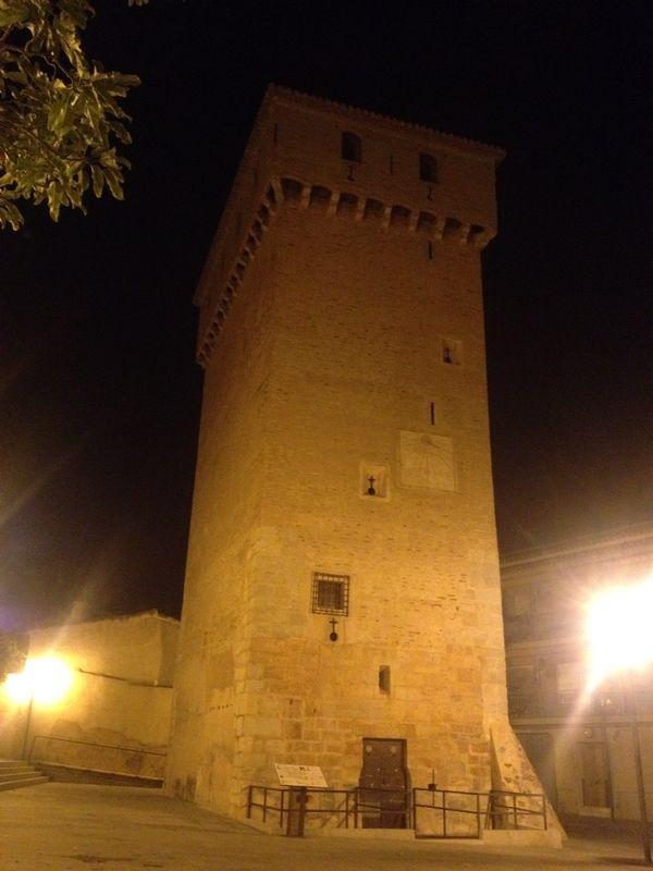Torre, monument nacional. Benavites, Valencia