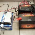 Build Battery Power Backup Generator with 12V Deep Cycle Batteries