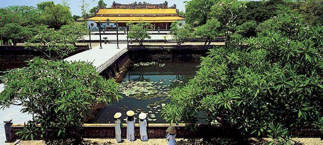 The Citadel of Hue - Vietnam