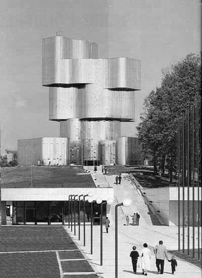Petrova Gora #monument #spomeniky #architecture