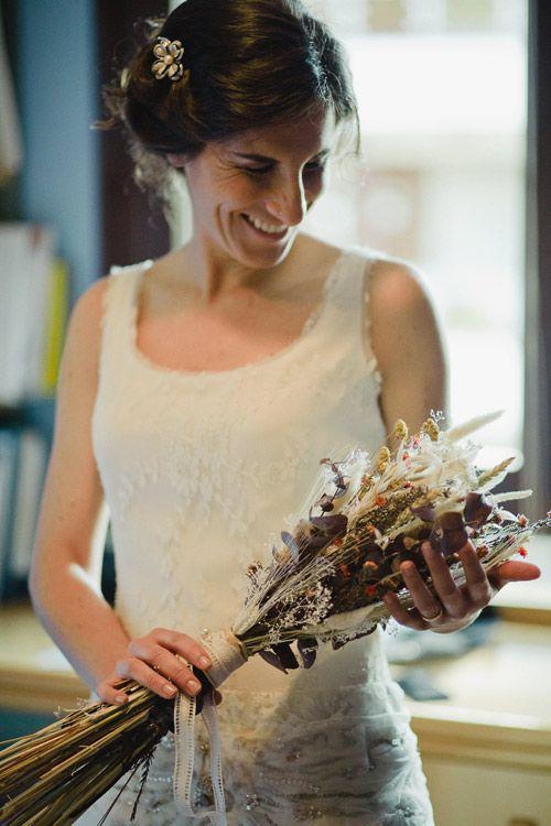 RAMOS SILVESTRES, para novias románticas y campestres en NOVELLE