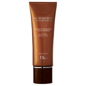 Best Fake Tanner Revealed Dior Bronze Self-Tanner Natural Glow  One shot glass of resurfacer (PCA Skin Body Therapy), half a shot of tanner, and a dime-size drop of oil (Olay Regenerist). Style Magazine