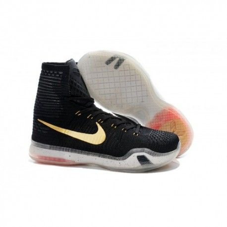 Buy For Sale Nike Kobe 10 High Top Elite \u201cRose Gold\u201d Black/White/Hot Lava-Metallic  Red Bronze from Reliable For Sale Nike Kobe 10 High Top Elite \u201cRose Gold\u201d  ...
