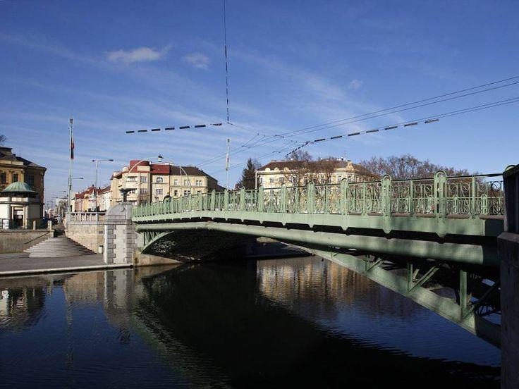 Hradec Králové Pražský most