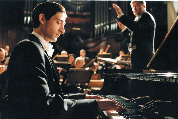 The Pianist:  A Holocaust film of uncommon grace