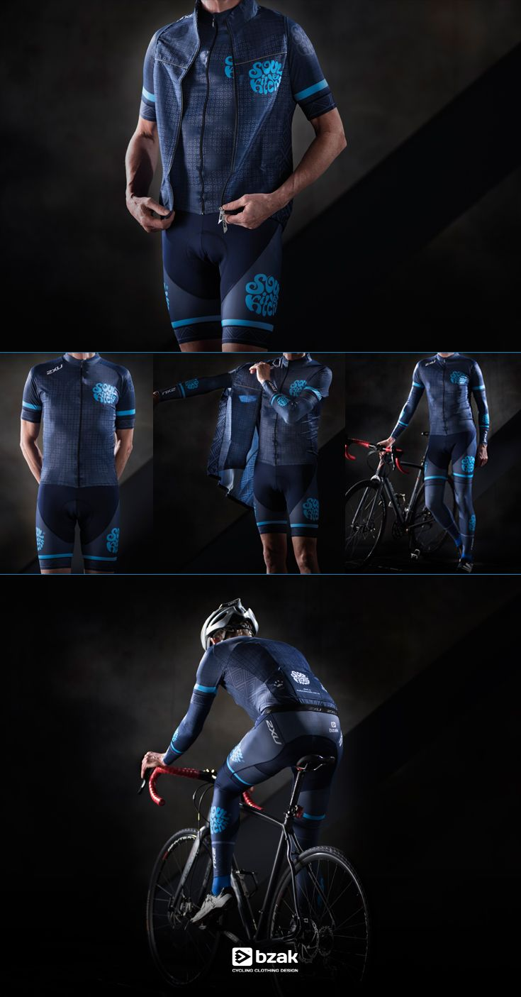 New custom kit for Soul Kitchen with logo detail and some nice stripe work.