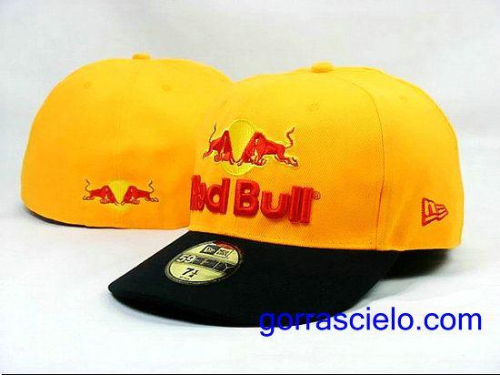 Comprar Baratas Gorras Red Bull Fitted 0045 Online Tienda En Spain.