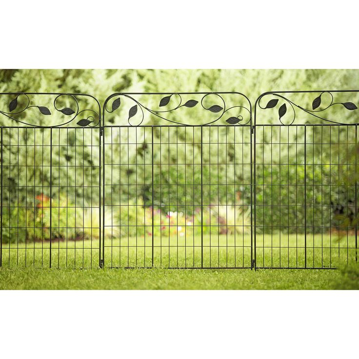 1000 Images About Fencing On Pinterest Gardens Garden