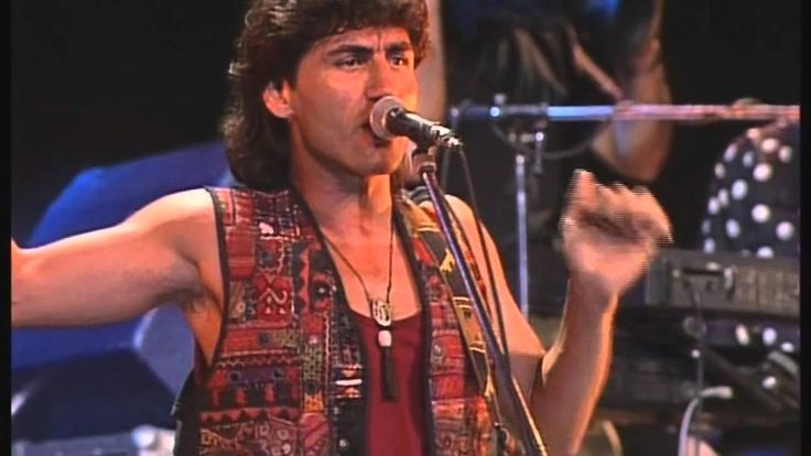 Ligabue - Bar Mario - live (rare)