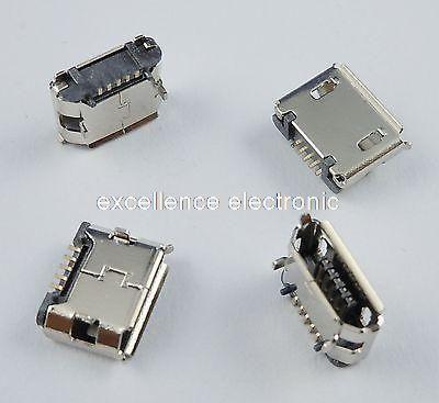 8.45$  Watch here - http://ali7o2.shopchina.info/go.php?t=32769198517 - 100Pcs Micro USB Type B Female 5 Pin DIP Socket Connector DIY 8.45$ #buymethat