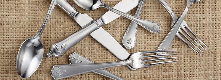Beautiful #JuliskaFlatware for Your Table.  Exclusive #flatware by #Juliska from TablulaTua. Beautifully #handcrafted and hand polished in a bright satin finish.