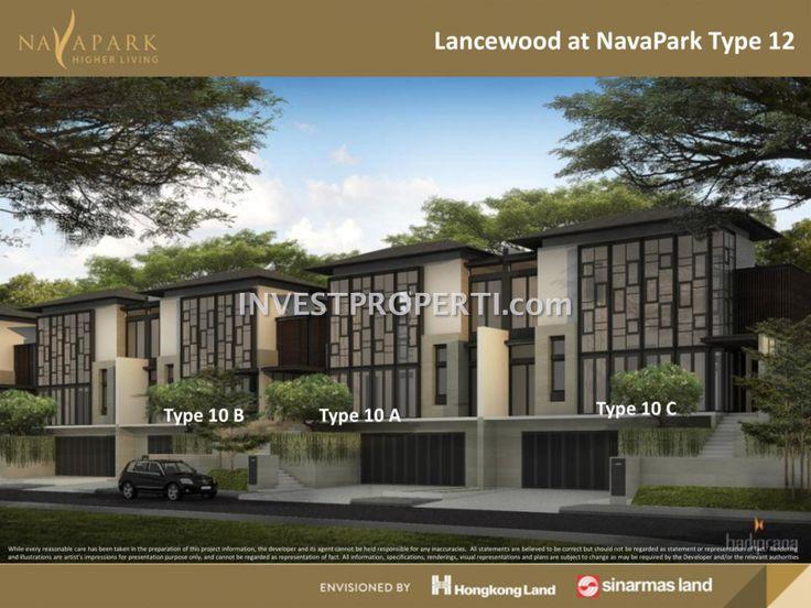 Cluster Lancewood NavaPark BSD tipe 12 #sinarmasland #hongkongland #navaparkbsd