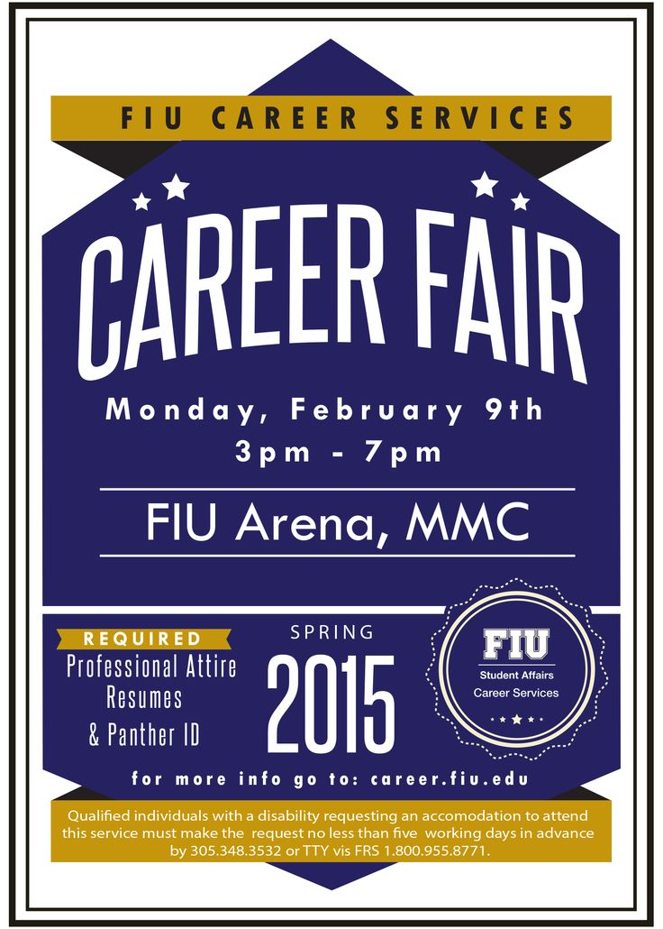 40 best Events at FIU Career Services Office images on Pinterest - resume writing workshop