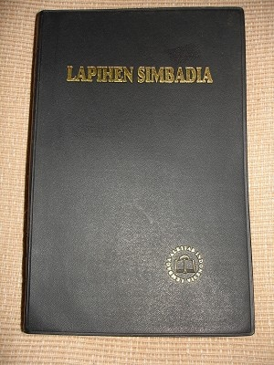 Pakpak Dairi Language Bible / LAPIHEN SIMBADIA / Pakpak Dairi is spoken in Indonesia by 1,200,000 people / Today's Pakpak Dairi Version