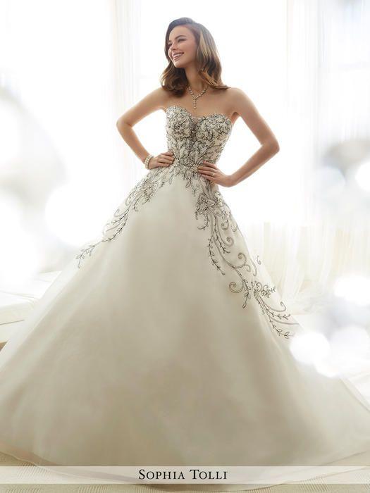 b8cf6ac8a84 Sophia Tolli Bridal Y11709-Emeline Emeline - Sophia Tolli Bravura Fashion  Bridal   Prom Boutique