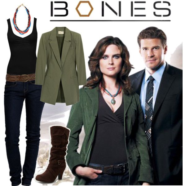 """Dr. Temperance Brennan"" by emmmmmrose on Polyvore"