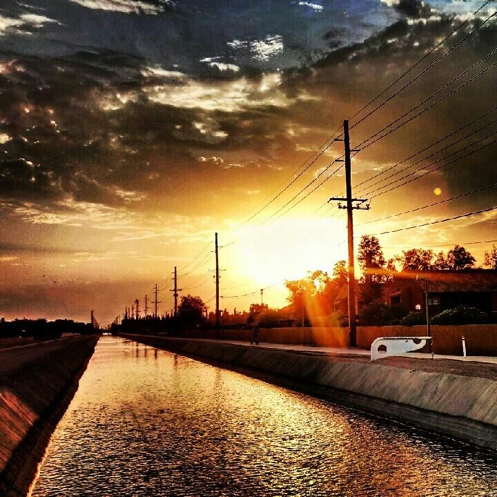 SunsetBeautiful Water, Beautiful Sunsets, Sunrise Sunsets