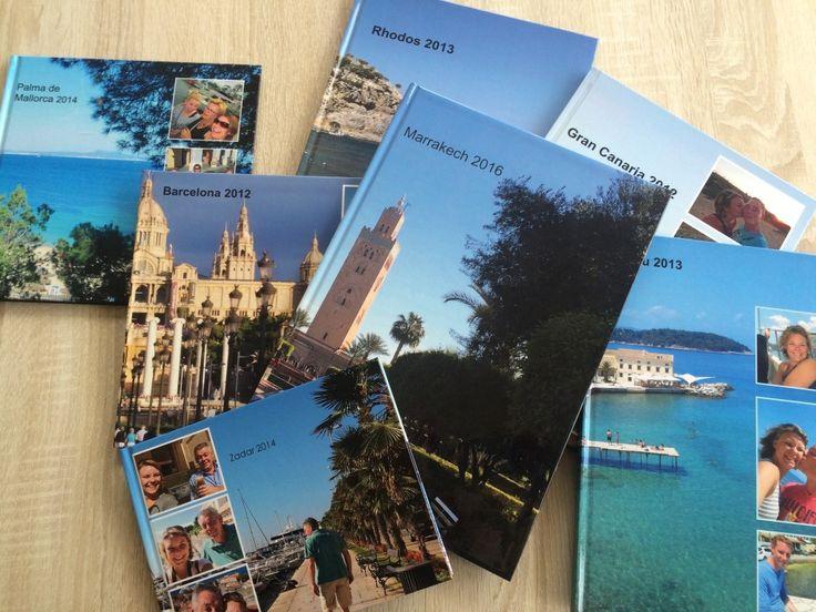 Maud wil zo vaak reizen dat haar vriendje er bijna gek van wordt ;-) fotofabriek.nl #maudgeniet #fotoboeken #memories #vakantie #genieten
