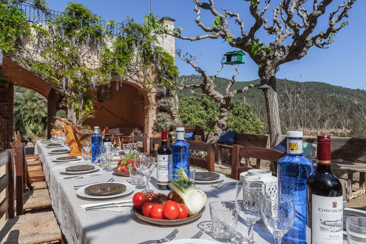 #Villa Catalina #Barcelona - exclusive #masia close to #Sitges, ideal venue for a #wedding, a #holiday or a #corporate event. Features gorgeous Bodega for 150 guests.