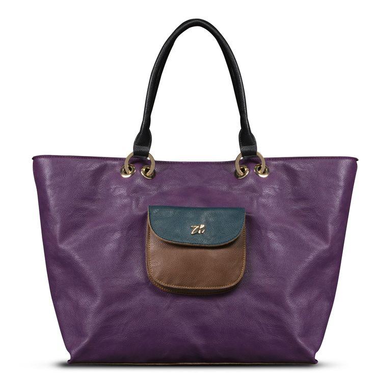 Aesthetic handbags and accessories by Zandra Rhodes Handbags at Pure London Feb 2016
