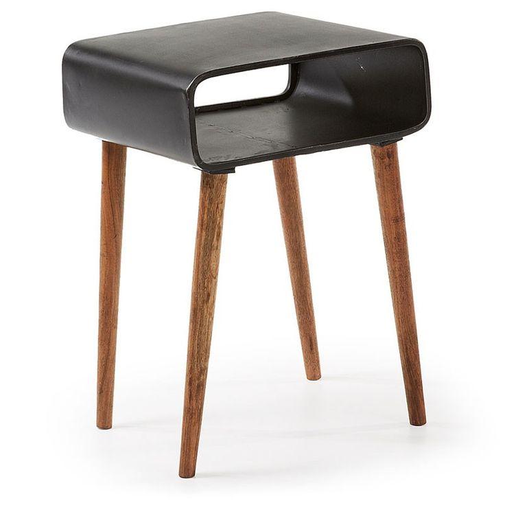 1000 idee n over houten bijzettafels op pinterest. Black Bedroom Furniture Sets. Home Design Ideas