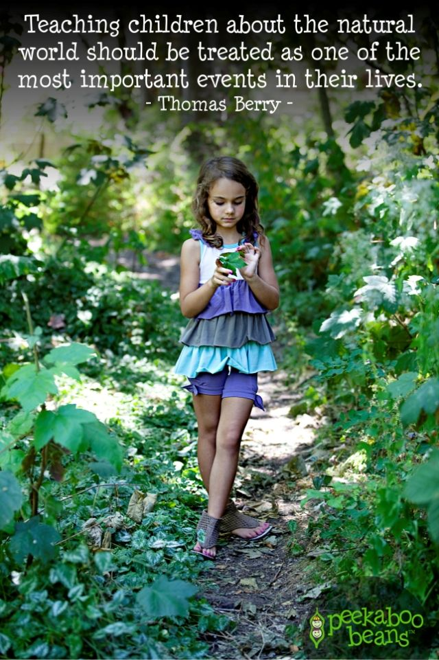 Teaching children about the natural world . For Every ...