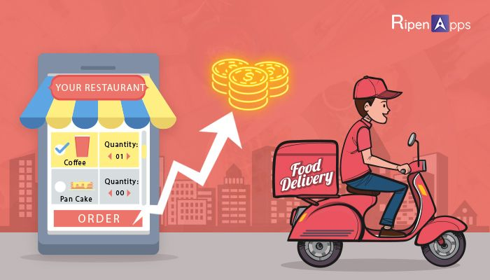 Major Revenue Engagement Factors For A Food Delivery App With