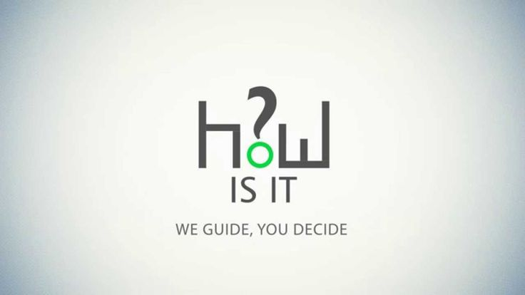 HowiSiT Intro : Subscribe and share your comments