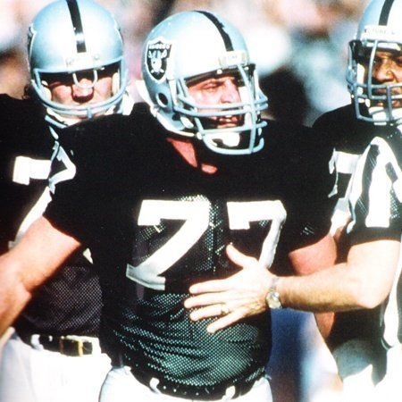 Lyle Alzado. Meaner than nails!!
