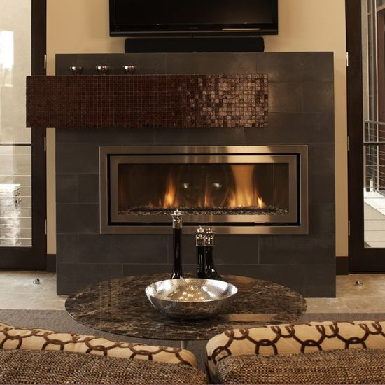 201 best fireplaces images on Pinterest | Fireplace design ...