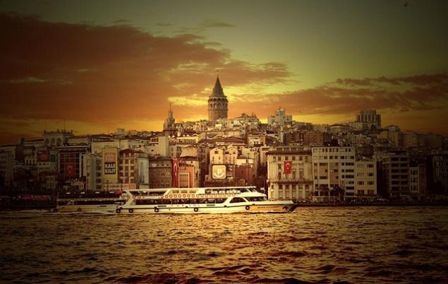 Torre Galata de Estambul