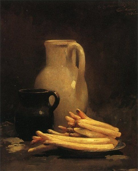 338 Best Images About Still Life On Pinterest: 17 Best Images About Paintings Asparagus ... On Pinterest