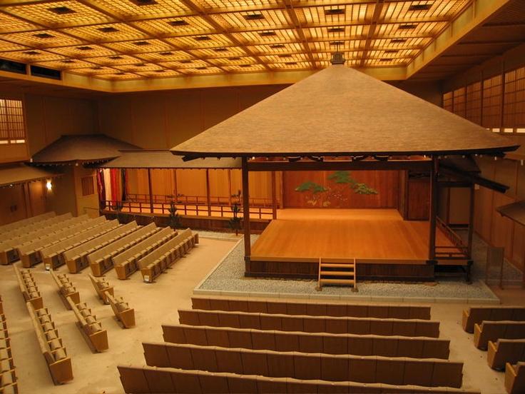 Yokohama Noh Theatre