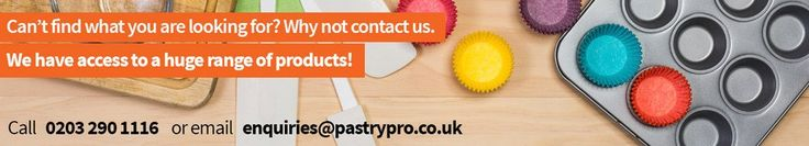 Pastry Pro is an exciting new family-run business with a wealth of experience in supplying the leading brands of quality tools & equipment at the best value for money. We have recently launched our new, user friendly website aimed at Chocolatiers, Pastry Chefs, Bakers, Restaurants, Teaching College's, Schools & Academy's down to the novice, home baker who require a variety of professional products and equipment within the industry.