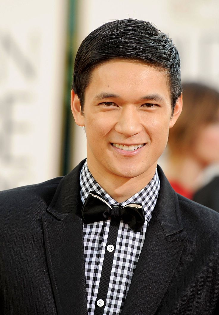 Best Dressed Men At The 68th Annual Golden Globes Gingham Asian