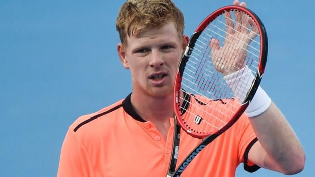 China Open: Kyle Edmund beats Roberto Bautista Agut and could face Andy Murray